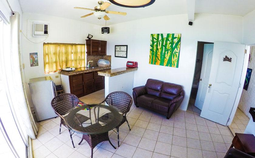 1 bedroom beachfront suite scandi divers resort puerto galer