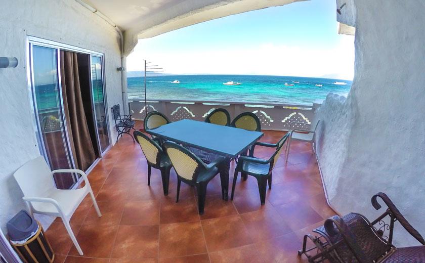 3 bedroom seaview suite scandi divers resort