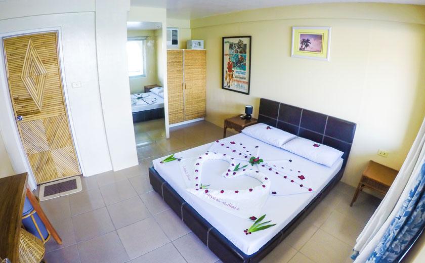 deluxe room campbells beach resort puerto galera