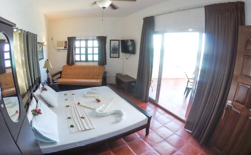 master bedroom scandi divers resort 3 bedroom suite