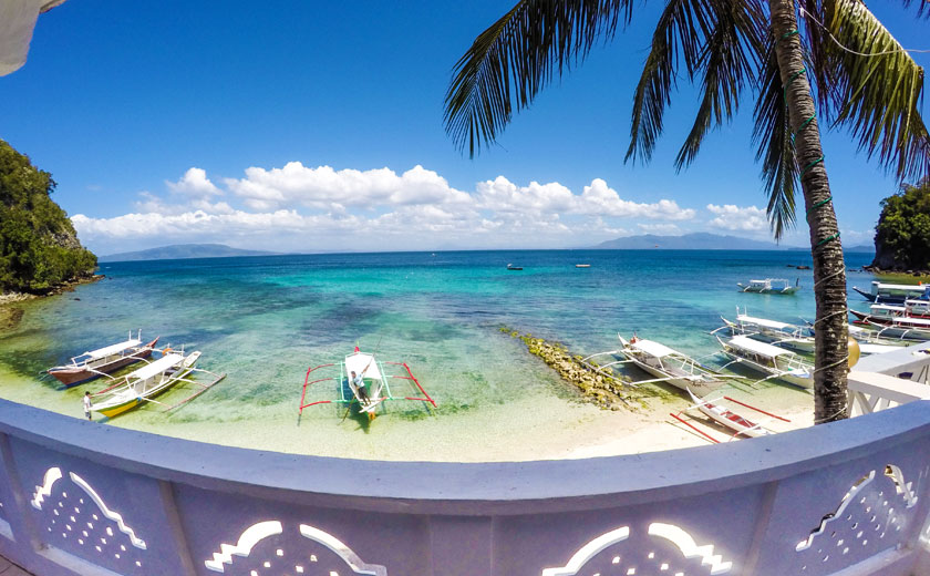 puerto galera beach resort rooms and suites