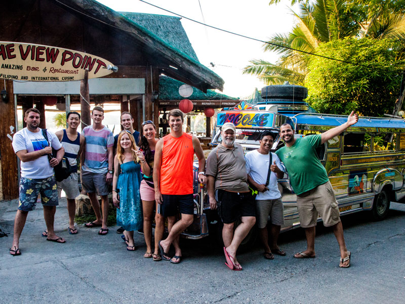 puerto galera jeepney tour