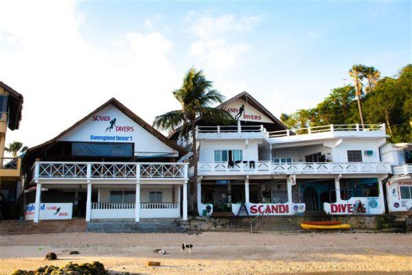 Scandi Divers Beachfront Resort Puerto Galera