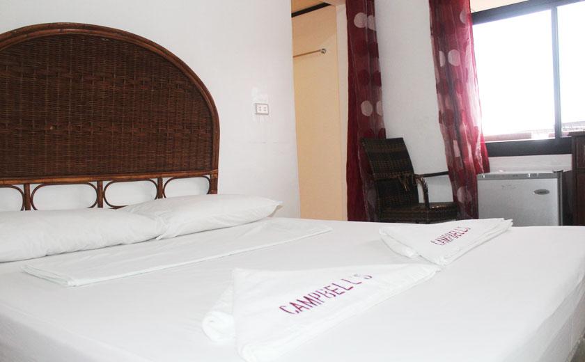 sundeck room campbells beach resort puerto galera